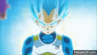 Watch and share Battle Of The Saiyans! Vegeta Versus Cabba! Dragon Ball Super Episode 36 And 37 Preview GIFs on Gfycat