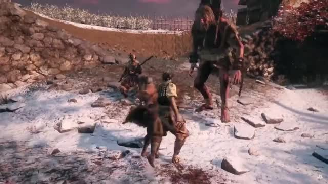 Watch Sekiro Shadows Die Twice - TGS 2018 Trailer GIF on Gfycat. Discover more Gameplay, Gaming, Microsoft, PS4, Playstation, Playstation4, Trailer, Walkthrough, Xbox, Xcagegame GIFs on Gfycat