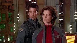 Watch and share Stargate Atlantis GIFs and Elizabeth Weir GIFs on Gfycat