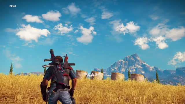 Watch Just Cause 3_20160107183039 GIF on Gfycat. Discover more PlayStation 4, Sony Computer Entertainment, justcause GIFs on Gfycat