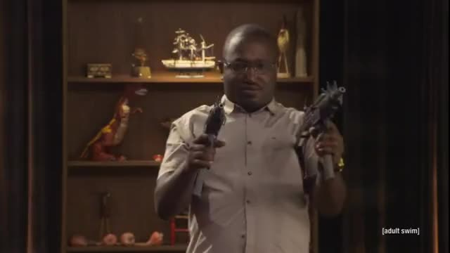 Watch and share Hannibal Buress GIFs and Shooting GIFs on Gfycat