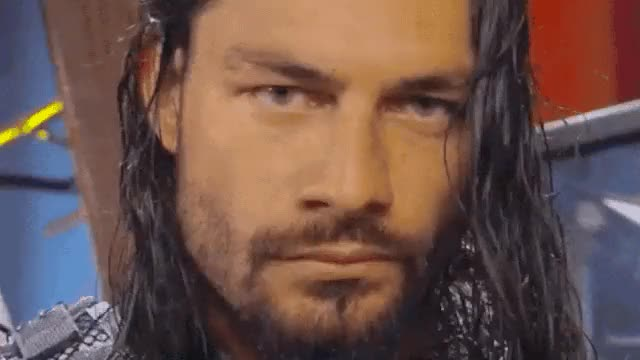 "Watch [SPOILERS] Roman ""No Touching!"" Reigns (reddit) GIF by @resourceman on Gfycat. Discover more AskMen, askmen GIFs on Gfycat"
