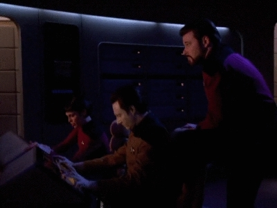 startrekstabilized, Brent Spiner may have been uncomfortable during this scene (reddit) GIFs