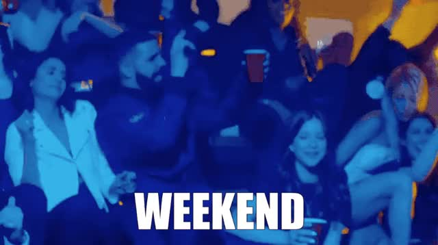 Watch this trending GIF by GIF Queen (@ioanna) on Gfycat. Discover more I'm, awesome, celebrate, dance, dancing, drake, drink, excited, friends, go, out, party, upset, weekend, yay, yeah GIFs on Gfycat