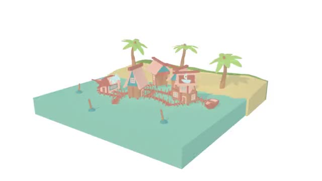 Watch and share Fishing Village 1.0016 GIFs on Gfycat