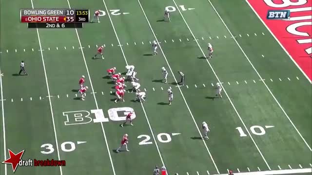 Watch and share Curtis Samuel Vs Bowling Green 2016 GIFs on Gfycat