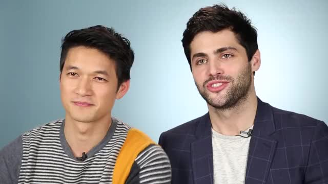 Watch and share Matthew Daddario GIFs and Buzzfeed Celeb GIFs on Gfycat