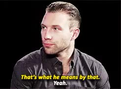 Watch and share Jai Courtney GIFs and Miles Teller GIFs on Gfycat