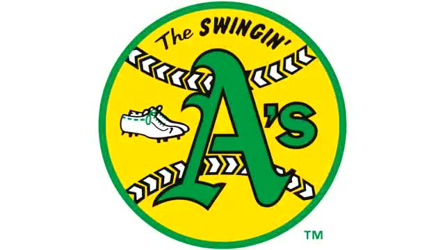 Watch and share Oakland Athletics 50th Anniversary Montage (v1Draft) GIFs by willybeanes on Gfycat
