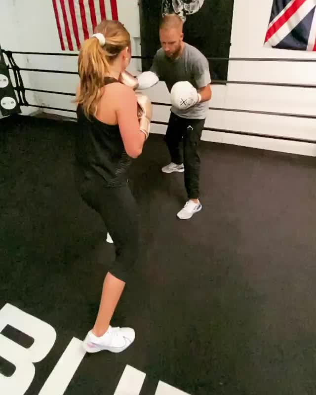 Watch and share Debby-boxing GIFs on Gfycat