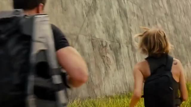 Watch Allegiant - 'Over The Wall Escaping Chicago' Scene [HD] GIF on Gfycat. Discover more Allegiant, LionsGate, PUBATTLEGROUNDS, pubg GIFs on Gfycat