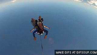 skydiving 3 GIFs