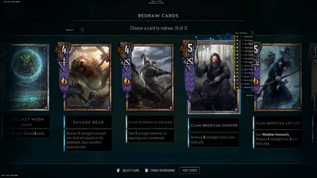 Watch Skellige mulligan GIF by @deou12 on Gfycat. Discover more gwent GIFs on Gfycat