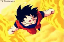 Watch Goku GIF on Gfycat. Discover more related GIFs on Gfycat