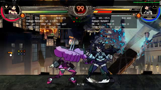 Watch and share Skullgirls 2018.12.18 - 20.10.14.02.DVR GIFs by DJKiwiMango on Gfycat