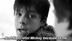 Watch and share Ian Gallagher GIFs and Lip Gallagher GIFs on Gfycat