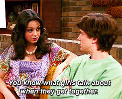 that 70s show stuff that 70's show Eric Forman jackie burkhart GIFs