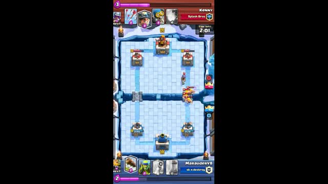Watch and share Clashroyale GIFs by marauderv8 on Gfycat