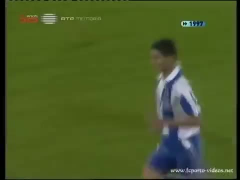 Watch and share JARDEL - Porto V Benfica, 1997 GIFs on Gfycat