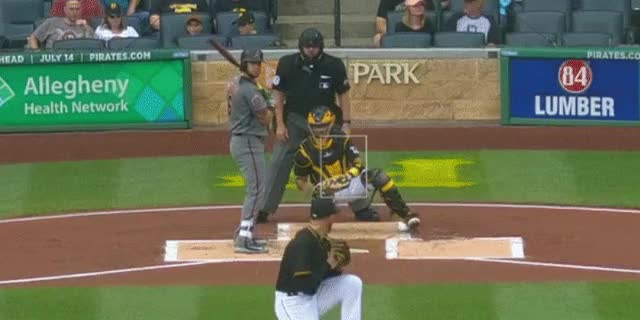 Watch and share Peralta Trip GIFs by DK Pittsburgh Sports on Gfycat