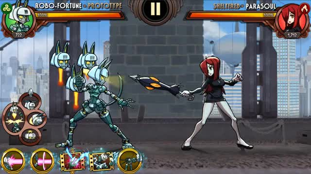 Watch and share Skullgirls Mobile GIFs by Skullgirls Mobile on Gfycat