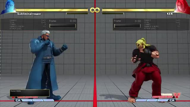 Watch Street Fighter® V* GIF on Gfycat. Discover more ps4share, gaming, playstation 4, sharefactory™, sony interactive entertainment, streetfighter, subliminalreaper, {0daf0a30-ae08-43b7-90b3-bd0f3353b3b7} GIFs on Gfycat