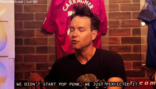 blink pop punk perfected GIFs