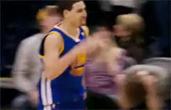 Watch and share Klay Thompson GIFs and Thompsongif GIFs on Gfycat