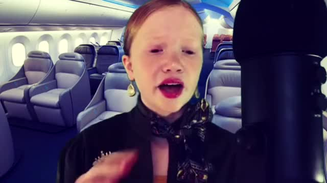Watch ASMR~ Rude & Sassy First Class Flight Attendant Roleplay ✈️( with real props ) ⚠️SASSY ROLE PLAY⚠️ GIF on Gfycat. Discover more ASMR, Airplane, Flight attendant, Flight attendent, Life With Mak, Plane, Role play, Roleplay, Rude, Sassy GIFs on Gfycat