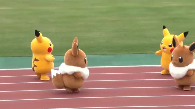 Watch and share Pokemon GIFs and Eievui GIFs on Gfycat