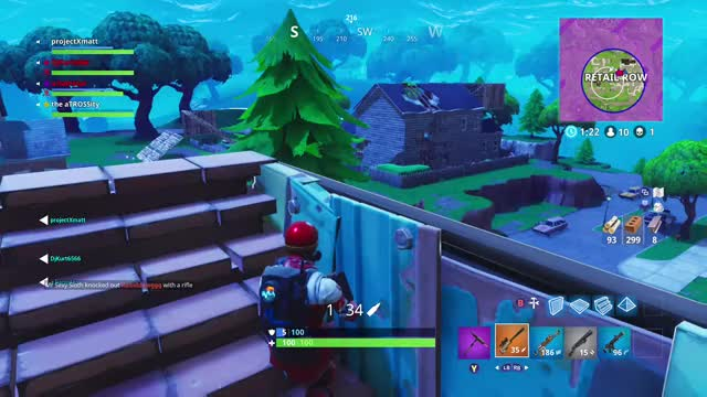 Watch and share The Atrossity GIFs and Fortnite GIFs by Gamer DVR on Gfycat