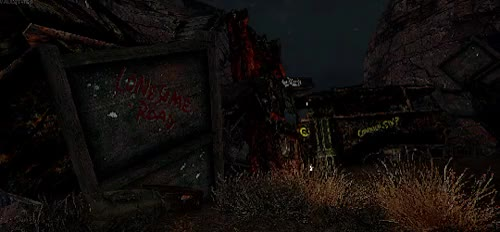 Watch and share Lonesome Road GIFs and Fallout Nv GIFs on Gfycat