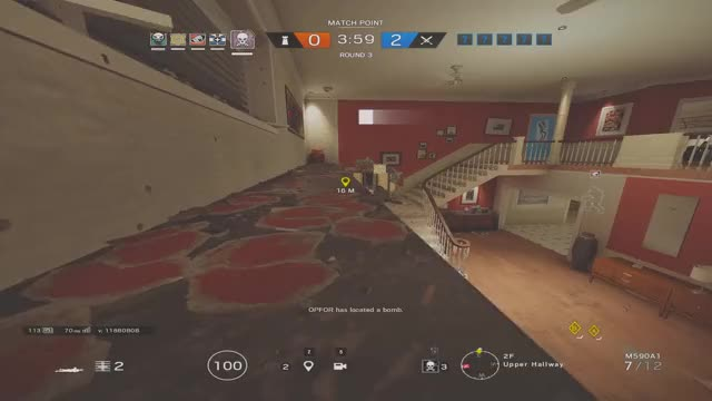 Watch AHHH GIF by Cazza (@cazzar6) on Gfycat. Discover more Rainbow6, Siege GIFs on Gfycat