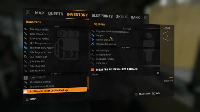 Disaster Relief On Site Packages Dying Light - Images All Disaster