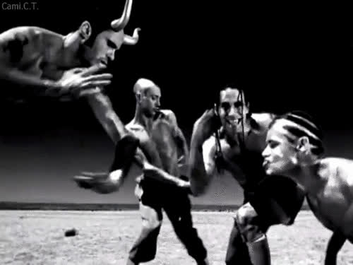 red hot chili peppers GIFs