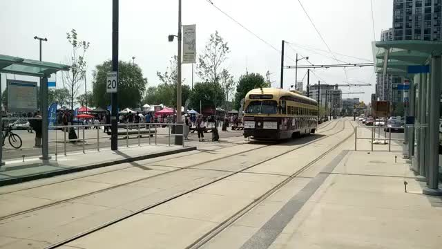 Watch and share Toronto GIFs and Trams GIFs on Gfycat