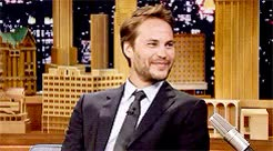 Watch and share The Tonight Show GIFs and Taylor Kitsch GIFs on Gfycat