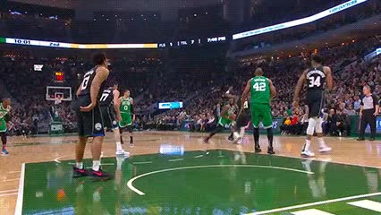 Watch Jaylen Brown — Boston Celtics GIF by Off-Hand (@off-hand) on Gfycat. Discover more 022119 GIFs on Gfycat