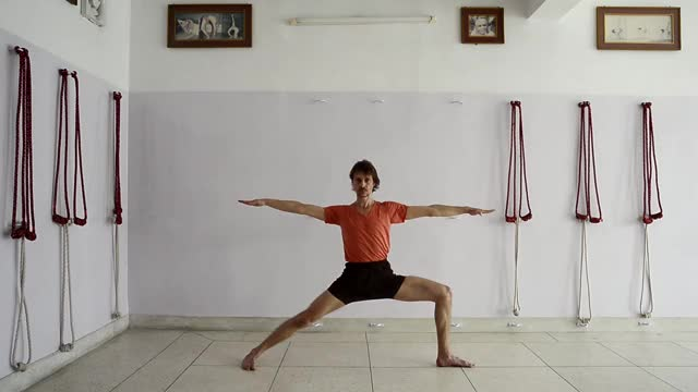 Watch and share Iyengar Yoga GIFs on Gfycat