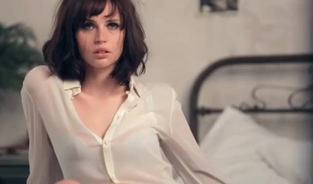 Watch and share Felicity Jones GIFs by shapesus on Gfycat
