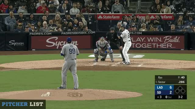 Watch Ryu FB GIF on Gfycat. Discover more baseball GIFs on Gfycat