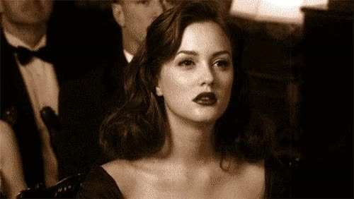Watch and share Leighton Meester GIFs and Gossip Girl GIFs on Gfycat