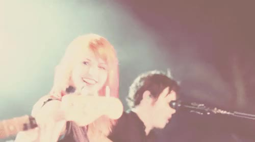 Watch and share Hayley Williams GIFs and Gifsbyme GIFs on Gfycat