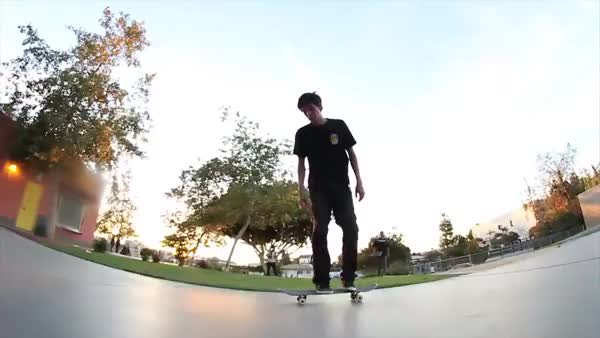 Watch and share Chris Chann - Gazelle Inward Heelflip (reddit) GIFs on Gfycat