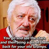 Watch and share Bernard Cribbins GIFs and Dw Gif By Me GIFs on Gfycat