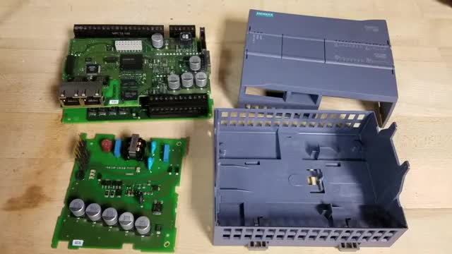 How To Disassemble and Fix a Fried S7-1200 PLC | DMC, Inc