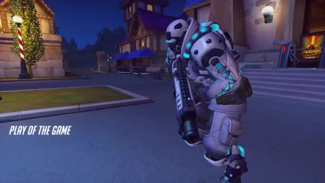 Watch and share Overwatch GIFs and Soldier76 GIFs by Pazyn/AdviceGuru on Gfycat