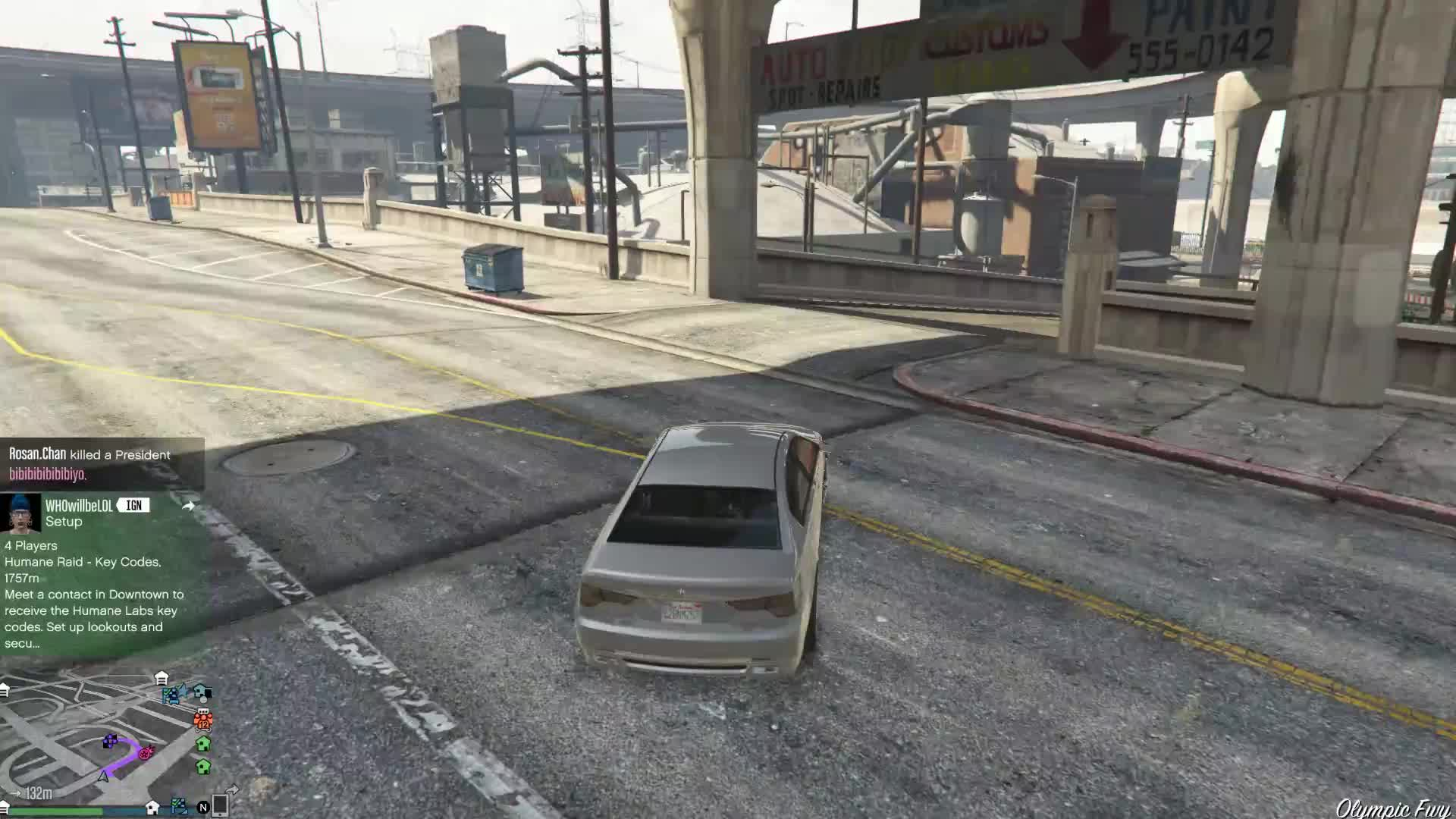 gtaonline, Car-llision spin-a-roo GIFs