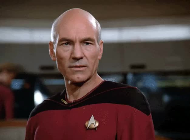 Watch and share Patrick Stewart GIFs and Damn GIFs on Gfycat