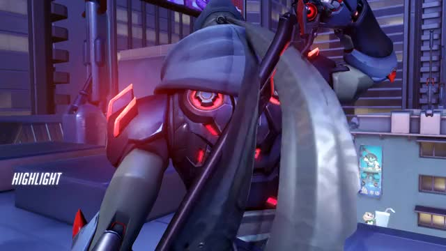 Watch and share Overwatch GIFs and Deflect GIFs by Michele De Quattro on Gfycat
